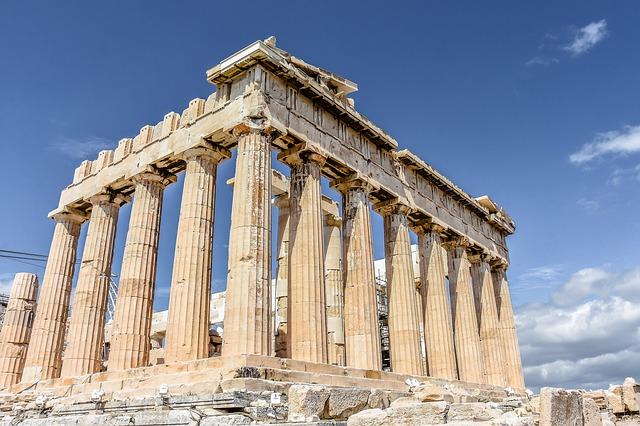 4. Acropolis Athens, Greece