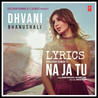 Na Ja Tu Lyrics - Dhvani Bhanushali Indian Pop (2020)
