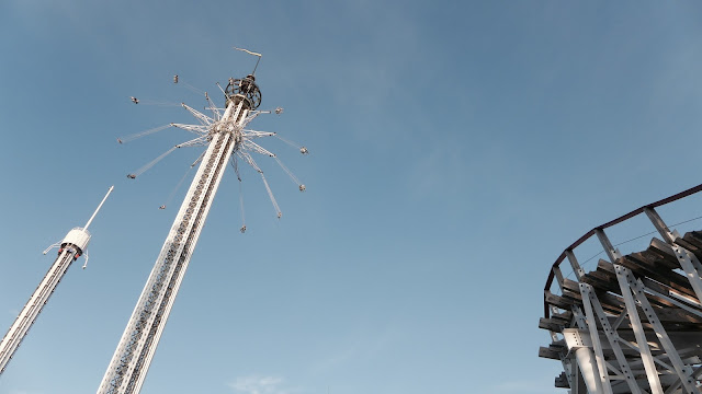 Photo of Starflyer at Grona Lund