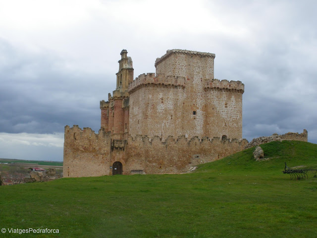 Castillo de Turégano, Segovia, Art romànic, Castilla y León