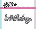 Heffy doodle dies - BIRTHDAY