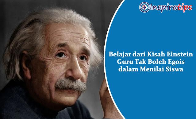Kisah Einstein