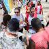 População recebe orientação sobre rede socioassistencial na praia do Farol