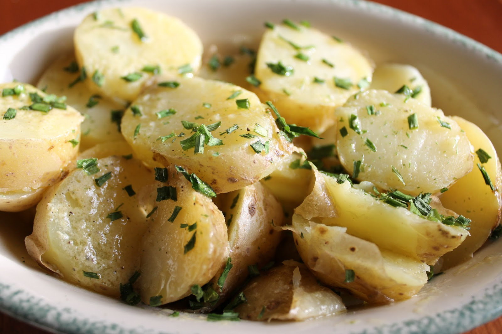 Potato Salad Recipe Uk Chives