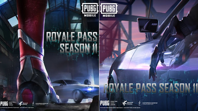 Operation Tomorrow, Peta Baru, Mode Dominasi,  PUBG Mobile, Season 11, dir, ilis, cyberpunk,