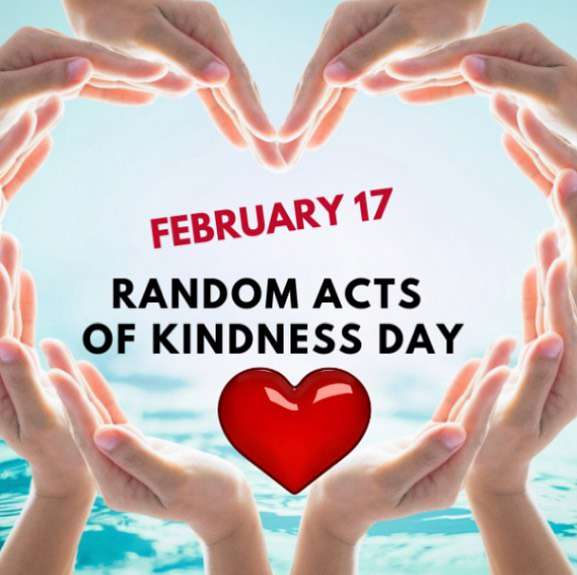 Random Act of Kindness Day Wishes for Instagram