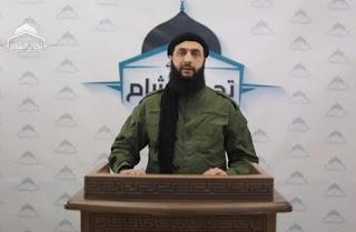 Jaulani: Tak Akan Ada Rekonsiliasi dengan Rezim di Idlib