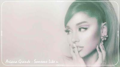 Someone Like U Song Lyrics - Ariana Grande