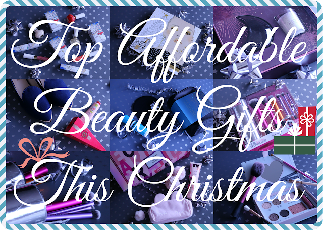 Top Affordable Beauty Gifts For Christmas 2016 Image