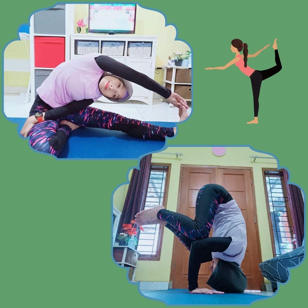 tetap aktif bergerak dan penuhi nutrisi