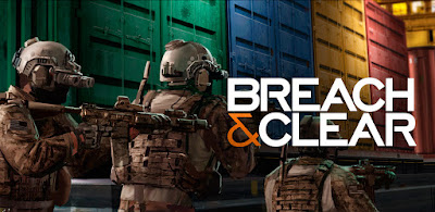 لعبة Breach and Clear مهكرة مدفوعة, تحميل APK Breach and Clear, لعبة Breach and Clear مهكرة جاهزة للاندرويد, Breach and Clear apk obb mod