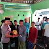 Peringati Hari Santri, Plh. Kapolresta Tangerang Wakafkan Seribu Kitab Kuning Karya Leluhur Wapres
