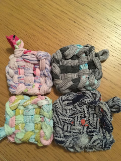 recycler des chaussettes enfant pour en faire tawashi