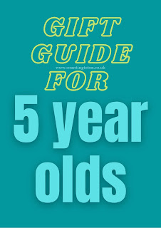 Gift Guide for 5 year olds