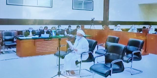 Ketemu Di Mekkah, Habib Rizieq Minta Tito Karnavian Penjarakan Denny Siregar, Ade Armando Dan Abu Janda