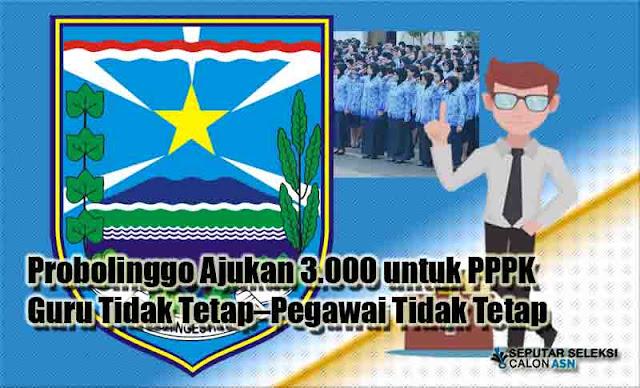 Probolinggo Ajukan 3.000 untuk PPPK Guru Tidak Tetap–Pegawai Tidak Tetap