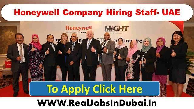 Honeywell  UAE Careers Jobs Opportunties