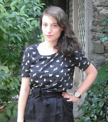 Look #1 : Ma participation au Concours Be Woman (Sept. 2015)