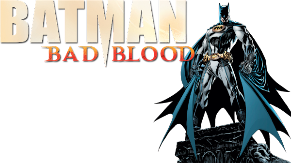 Batman: Bad Blood 2016 English 720p BluRay