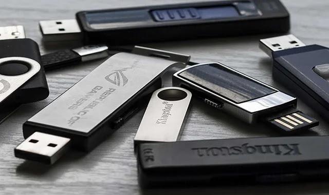 Attention!!! ne pas vendre vos clés USB
