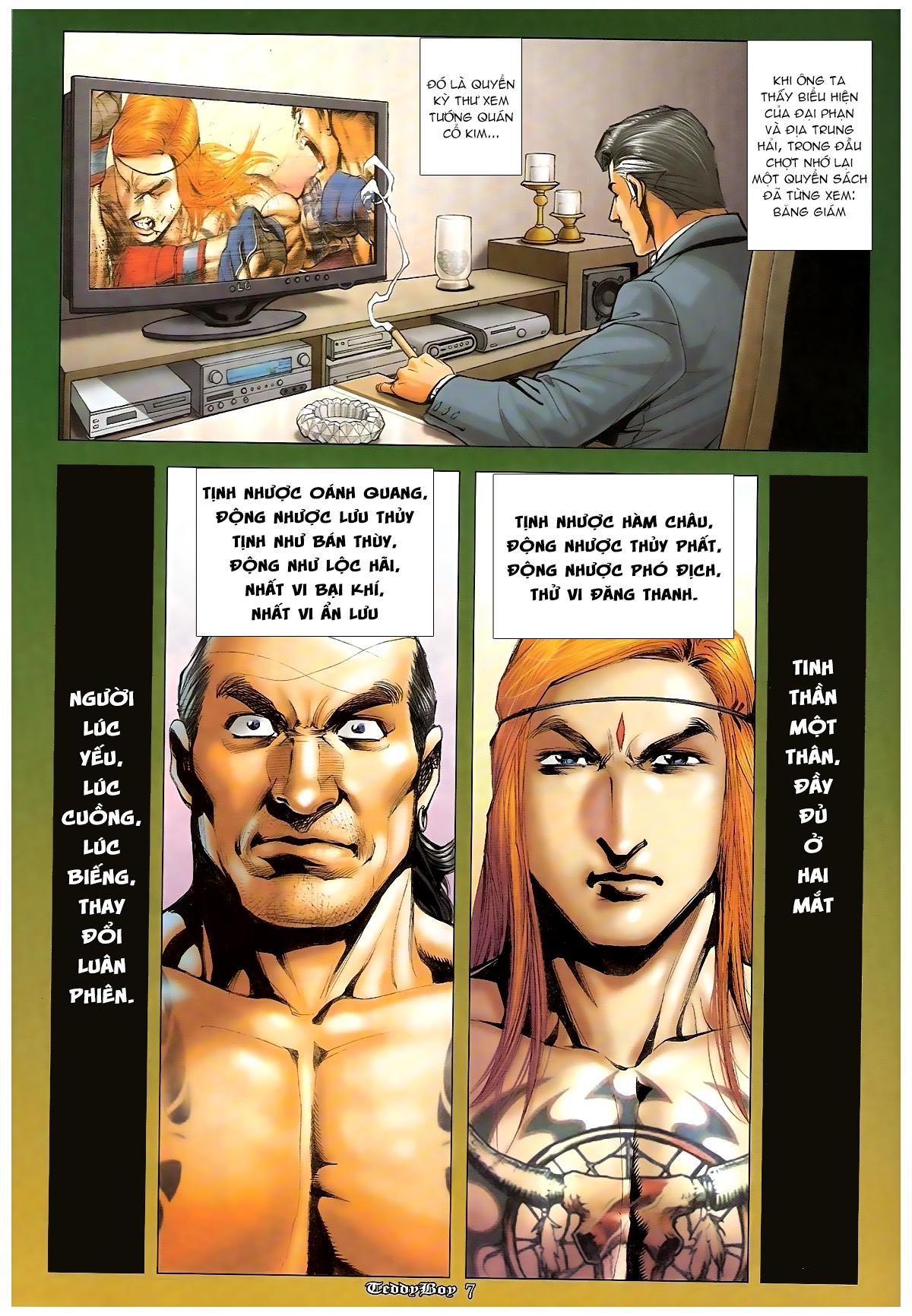 Người Trong Giang Hồ - Chapter 1252: Băng Giám - Pic 5