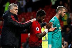 Kiper Manchester United, David de Gea, mendukung Ole Gunnar Solskjaer