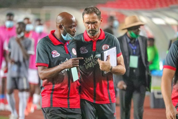 Gomes - We have no choice but to win the game against Yanga