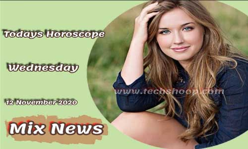 Horoscopes today, Wednesday 12-11-2020 Abraj | Your luck today, Wednesday 12/11/2020 | Horoscope predictionsWednesday, November 12rd | Lucky November 12, 2020, Today's Horoscope 12 November
