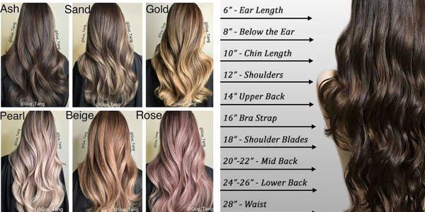 Useful Hair Charts The Haircut Web