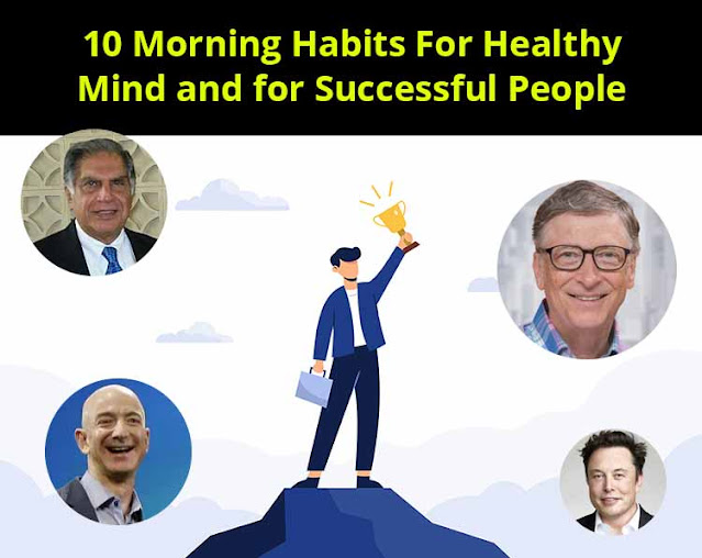 10-morning-habits-for-healthy-mind-and-for-successful-people