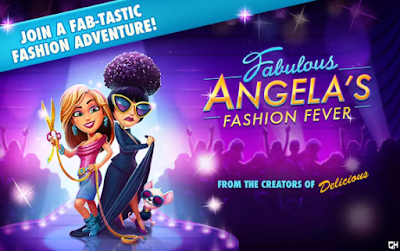 Download Game Android Gratis Fabulous Angela's: Fashion Fever apk + obb