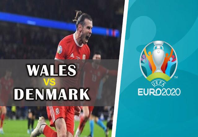 Prediksi dan Statistik Wales vs Denmark 26 Juni 2021