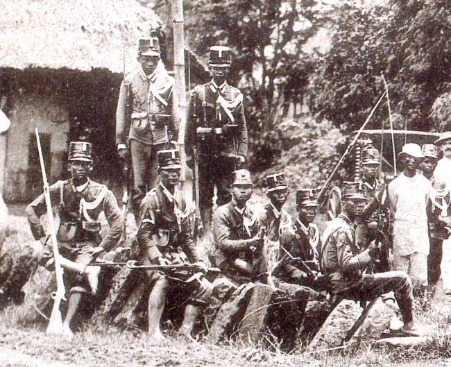 Philippine revolts essay