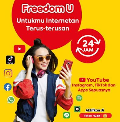 Paket Freedom U