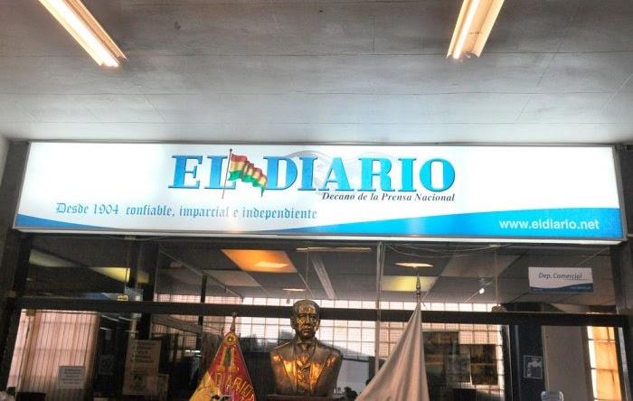 El Decano de la Prensa Nacional denuncia la presión fiscal en los últimos 13 años / EL DIARIO