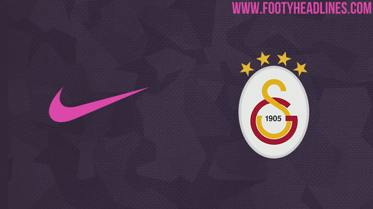 timeless design 81f80 fade8 FTH: Exclusive: New Nike Galatasaray 17-18 Third Kit Info Leaked
