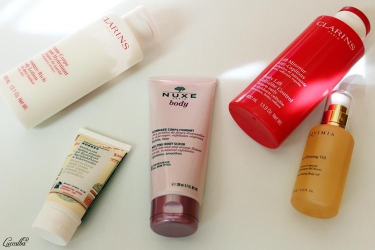 Productos para el cuidado corporal