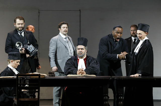 André Tchaikowsky: The Merchant of Venice - Welsh National Opera (Photo Johan Persson)