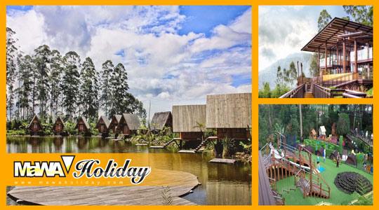 Paket Wisata Bandung Pesona Alam Dusun Bambu Bandung