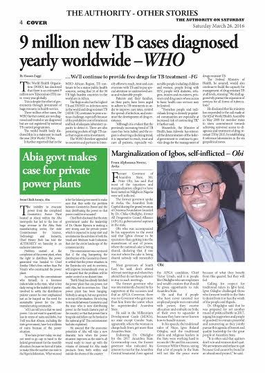 The Authority Newspapers Today, March 26Th, 2016-7558