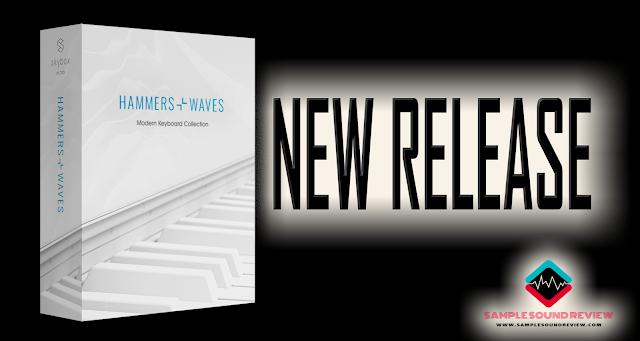 Skybox Audio Hammer + Waves Modern Keyboard Collection for Native Instruments Kontakt