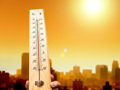"""""""قمة ارتفاع الحرارة"""".. الأرصاد تحذر من طقس الغد"""