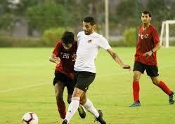 مباراة الفيحاء والوحدة ضمن مباريات الدوري السعودي 2019