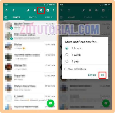 Cara Menonaktifkan Notifikasi WA, FB, IG Sosial Media di Android