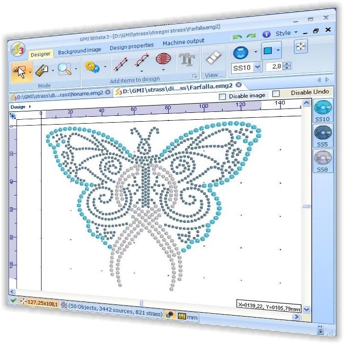 Stilista 3 Special Ricamo Embroidery Design Software Unlimited