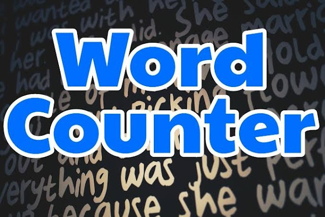 A Top Notch Word Counter For Academic Writers