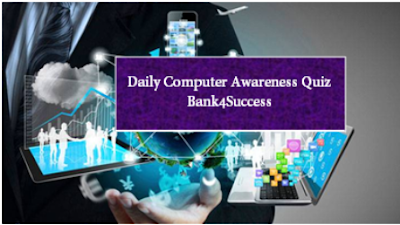 Daily Quiz on Computer Awareness for IBPS RRB | Bihar Co-Operative Set -2