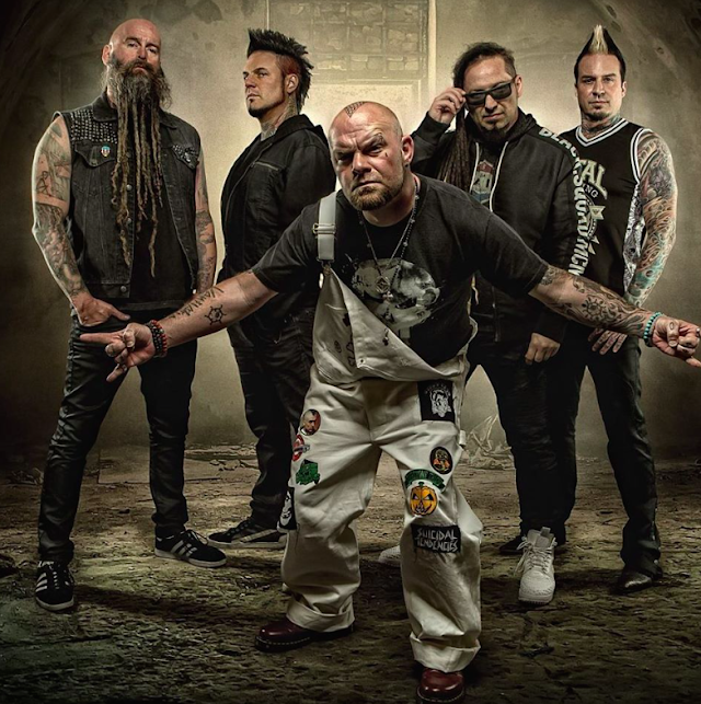 Five Finger Death Punch disponibilizam vídeo com letra de nova música