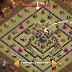 Strategi serangan GoWiVa untuk TH 9 di Clans War