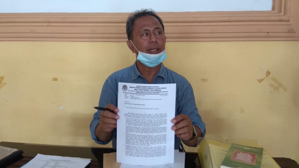Soal Tudingan Penjualan Pulau Lantigiang, Pengacara Akan Melaporkan Balik Pelapor